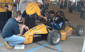 Formula SAE USB - Tech Inspection