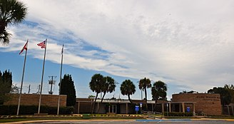 Fort Walton Beach, Florida - Fort Walton Beach City Hall, September 2014