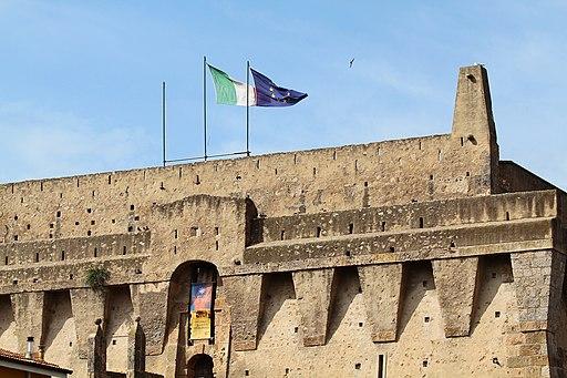 Fortezza Spagnola, dettaglio