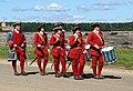 Fortress Lousbourg DSC02367 - The Band Arrives (8176389149).jpg