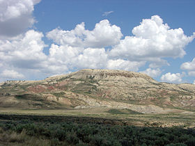 Image illustrative de l'article Monument national de Fossil Butte