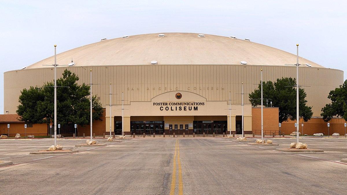 Foster Communications Coliseum Wikipedia