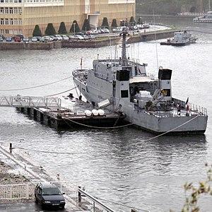 P400-class patrol vessel - Image: Fougueuse img 2536