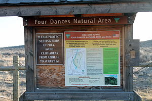 Coburn Hill - Four Dances Natural Area