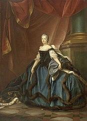 Marie-Josèphe de Saxe, dauphine (1731-1767)