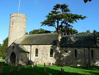 Framingham Earl - Framingham Earl St Andrew