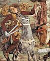 Francesco del Cossa - Allegory of March - Triumph of Minerva (detail) - WGA05401.jpg