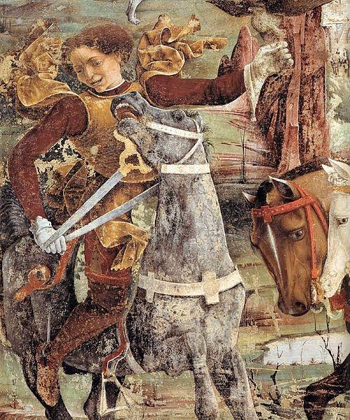 File:Francesco del Cossa - Allegory of March - Triumph of Minerva (detail) - WGA05401.jpg