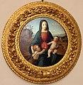 Franciabigio (attr.), tondo con la madonna col bambino e s. giovannino, 1500-20 ca. 01.JPG