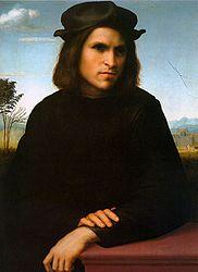 Franciabigio: Portrait of a Man