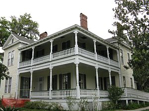 Fairview-Riverside State Park - The Frank Otis House.