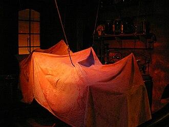 The Bakken - Image: Frankenstein display Bakken Museum, Mnneapolis, Minnesota, 2006 10 12 (by j bizzie)