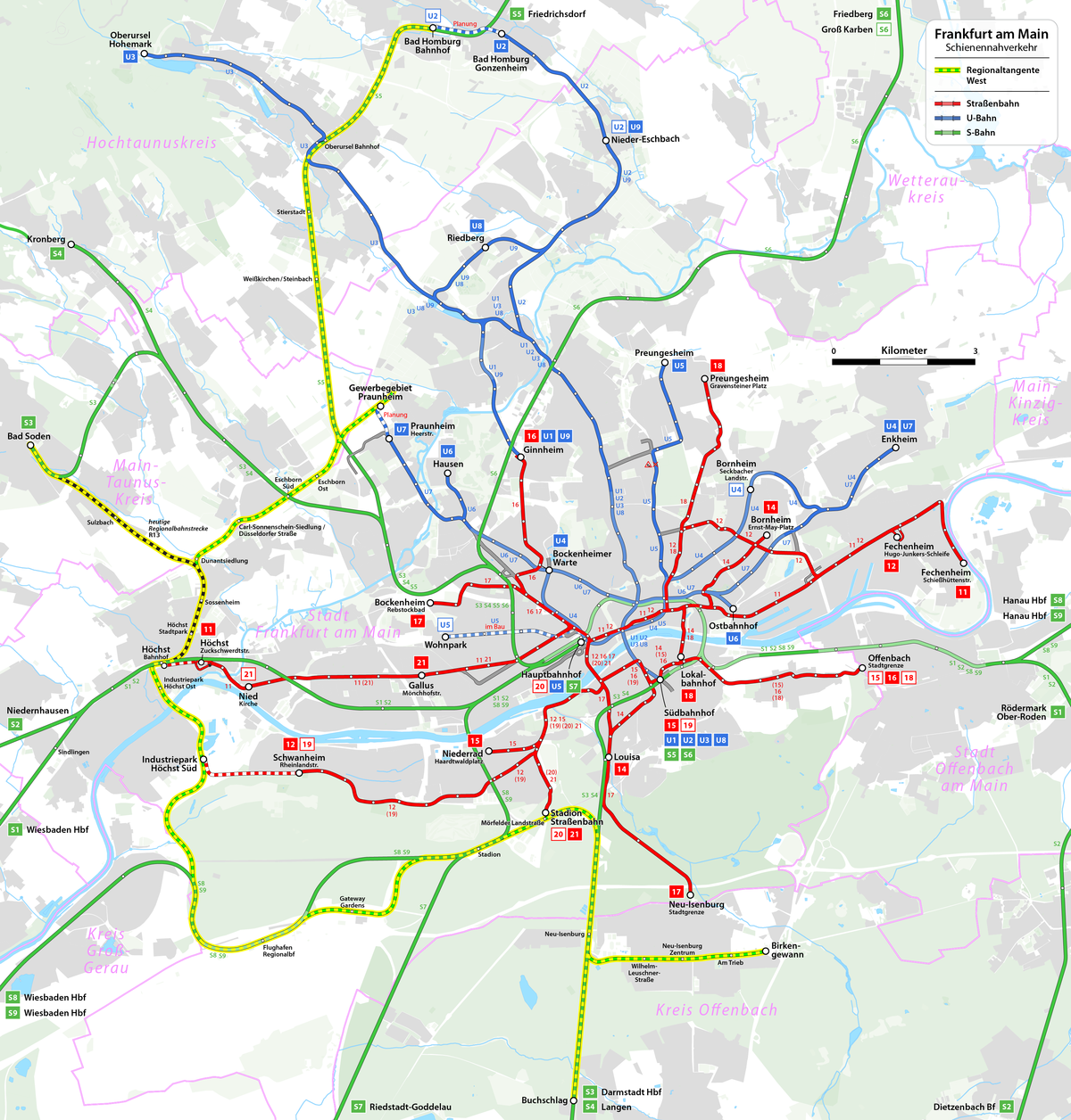 Regionaltangente West – Wikipedia