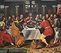 Frans Francken (I) (ca.1542-1616) Het Laatste Avondmaal Heilige Kerstkerk Gent 22-06-2019.jpg