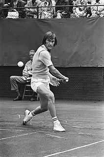 Željko Franulović Croatian tennis player