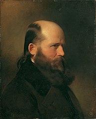 Der Schriftsteller und Musiker Dr. Groß