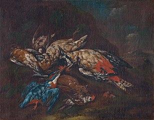 Still Life with Dead Birds