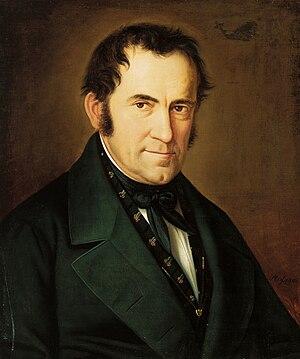 Gruber, Franz Xaver (1787-1863)