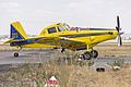 Fred Fahey Aerial Services (VH-CVF) Air Tractor AT-802 waiting to refill with fire retardant at Wagga Wagga Airport (1).jpg