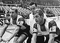 Freddy Eugen and Leo Duyndam 1969.jpg