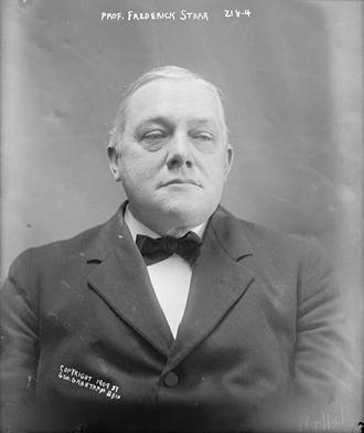 Frederick Starr - Frederick Starr in 1909.