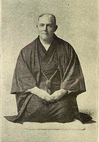 Frederick Starr - Starr wearing Japanese clothes