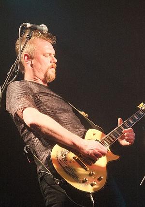 Fredrik Nordström - Fredrik Nordström performing live in 2010