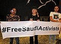 Free Saudi Activists 2018.jpg