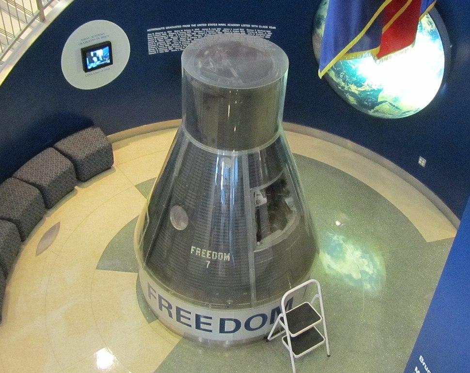 Freedom 7 U.S. Naval Academy