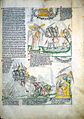 Freeing the four angels from the Euphrates, Army of horsemen Wellcome L0016466.jpg