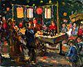 Fresco Feestgangers op de kermis.jpg