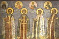 Frescos in Cathedral of the Archangel in Moscow - west wall 01a.jpg