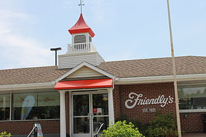 Friendly's - Friendly's in Augusta, Maine