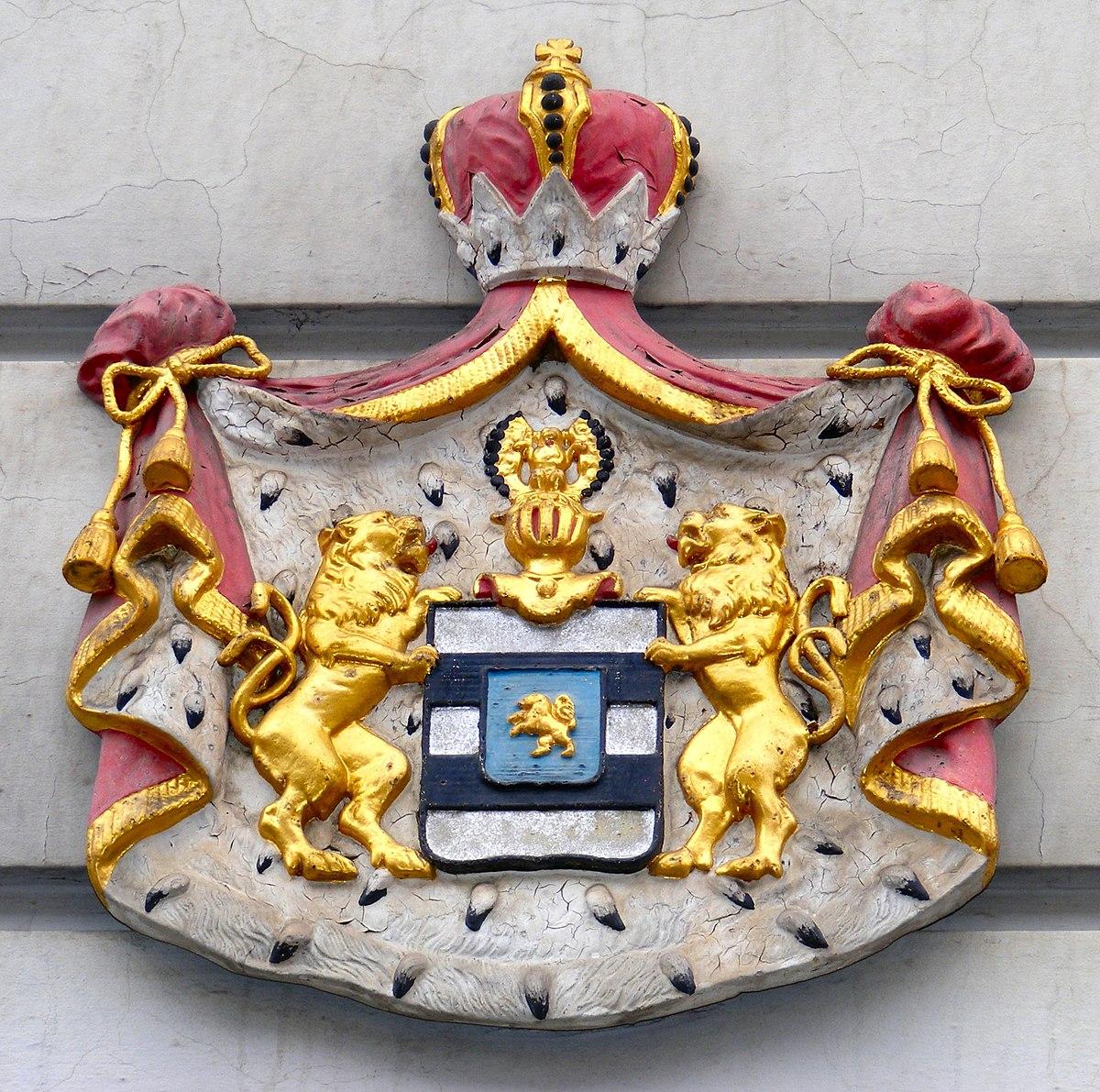 Fulda - Wappen Friedrichstraße 13 links.JPG