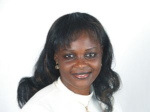Funmilayo Adesanya-Davies - Image: Funmi