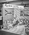 Furniture display at Seattle Home Show, 1953 (49179104657).jpg