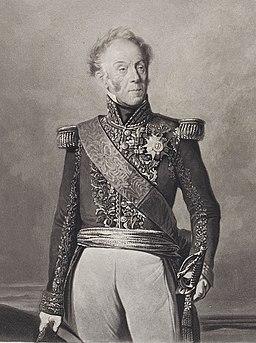Général Hippolyte Marie Guillaume de Rosnyvinen Comte de Piré