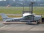 G-BHUG Cessna Skyhawk 172 Private (36323960865).jpg