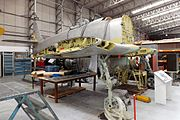 G-BUCM Hawker Sea Fury (9457933467).jpg