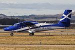 G-SGTS Twin Otter Loganair (25067130674).jpg