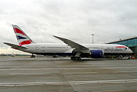 G-ZBKD - B789 - British Airways