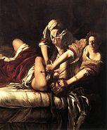 GENTILESCHI Judith