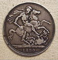 GREAT BRITAIN, VICTORIA 1890 -CROWN a - Flickr - woody1778a.jpg