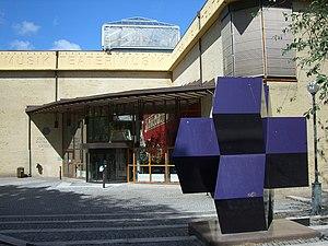 Högskolan för scen och musik - Artisten building