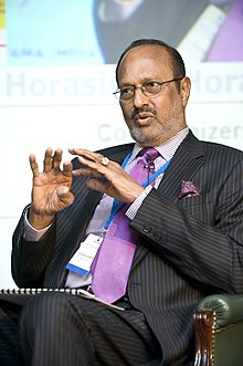 G V Krishna Reddy (Horasis Global India Business Meeting 2010).jpg