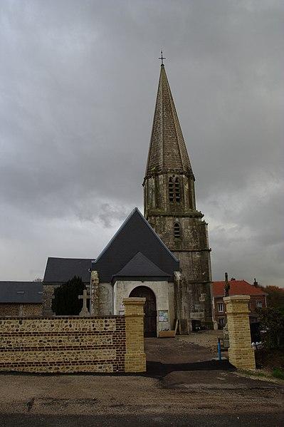 Église de Gainneville.