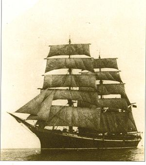 Glenlee (ship) - Image: Galateaantiguocartag ena 0fs