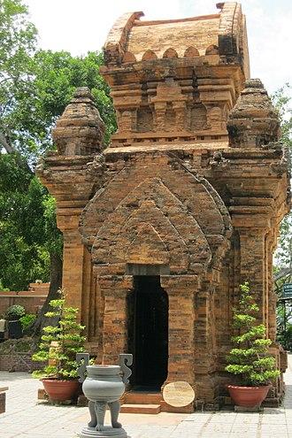 Hinduism in Vietnam - Ganesh Temple in Po Nagar