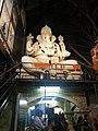 Ganesh statue at The Shivogam temple 02.jpg