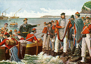 Garibaldi departing on the Expedition of the Thousand in 1860.jpg